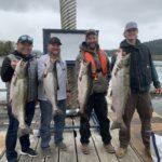 Guided Salmon Fishing Oregon
